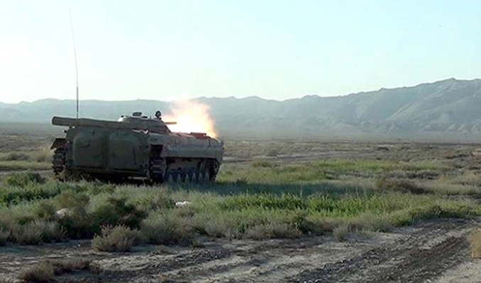 Ermenistan ateşkes ihlali yaptı!