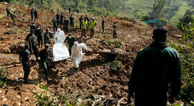 Vietnam'da toprak kaymasında 13 kurtarma görevlisi hayatını kaybetti