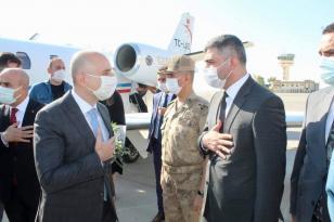 Ulaştırma ve Altyapı Bakanı Mardin'de