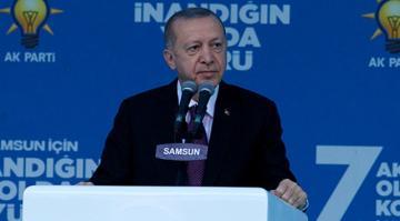 Cumhurbaşkanı Erdoğan, Soğuklar bastırmadan yaraları sarmakta kararlıyız