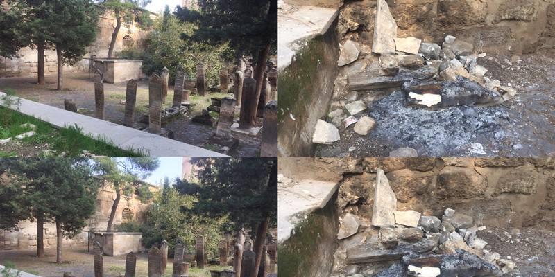Anıtlar Kurulu Tarihi mezar taşlarını ne yapacak?