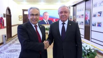 Gence Devlet Üniversitesi ve Nişantaşı Üniversitesi Ermenistan'ın Azerbaycan'a saldırılarını kınadı!