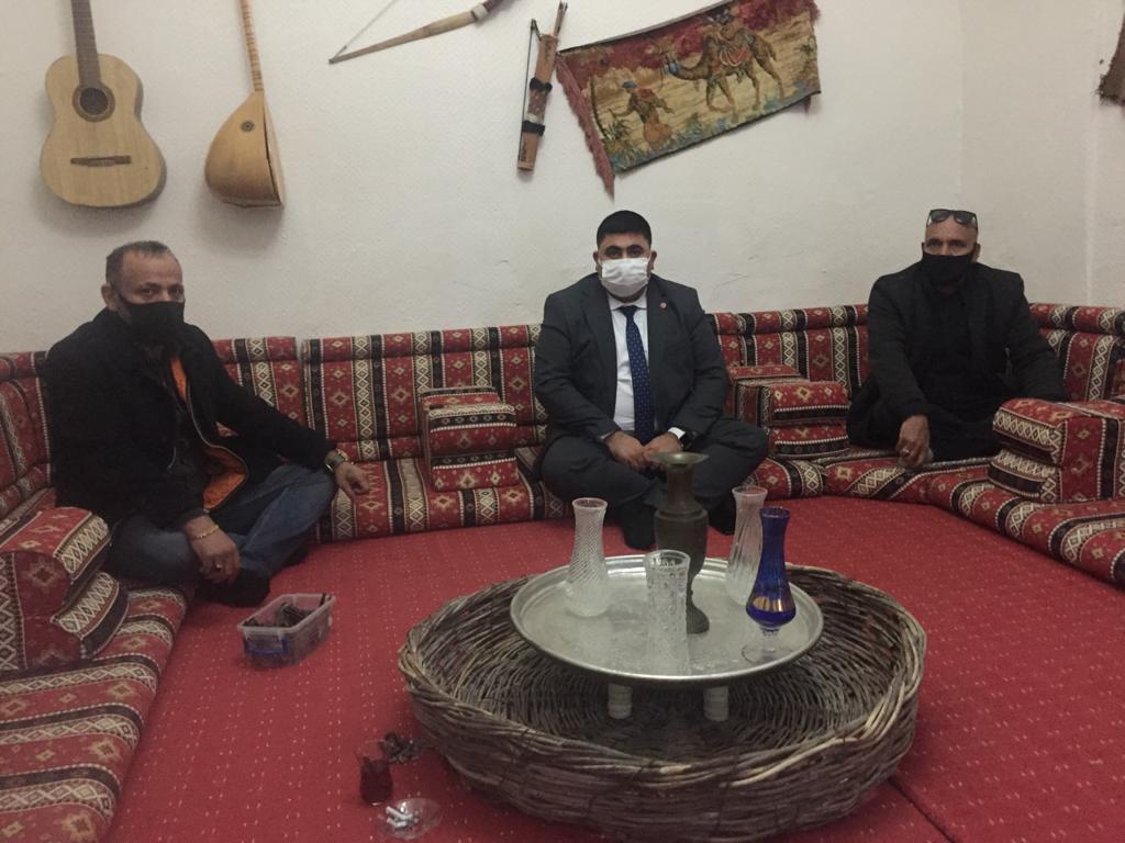 Karakeçili'den Uygur medyaya ziyaret