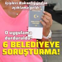 6 belediye hakkında 'iltica' soruşturması!