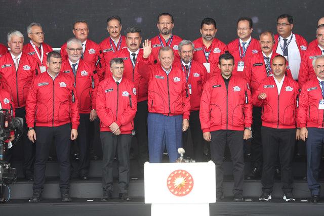 Erdoğan duyurdu! TEKNOFEST dünyaya açılacak